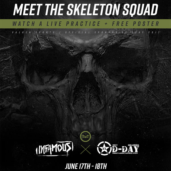 Meet the Skeleton Squad