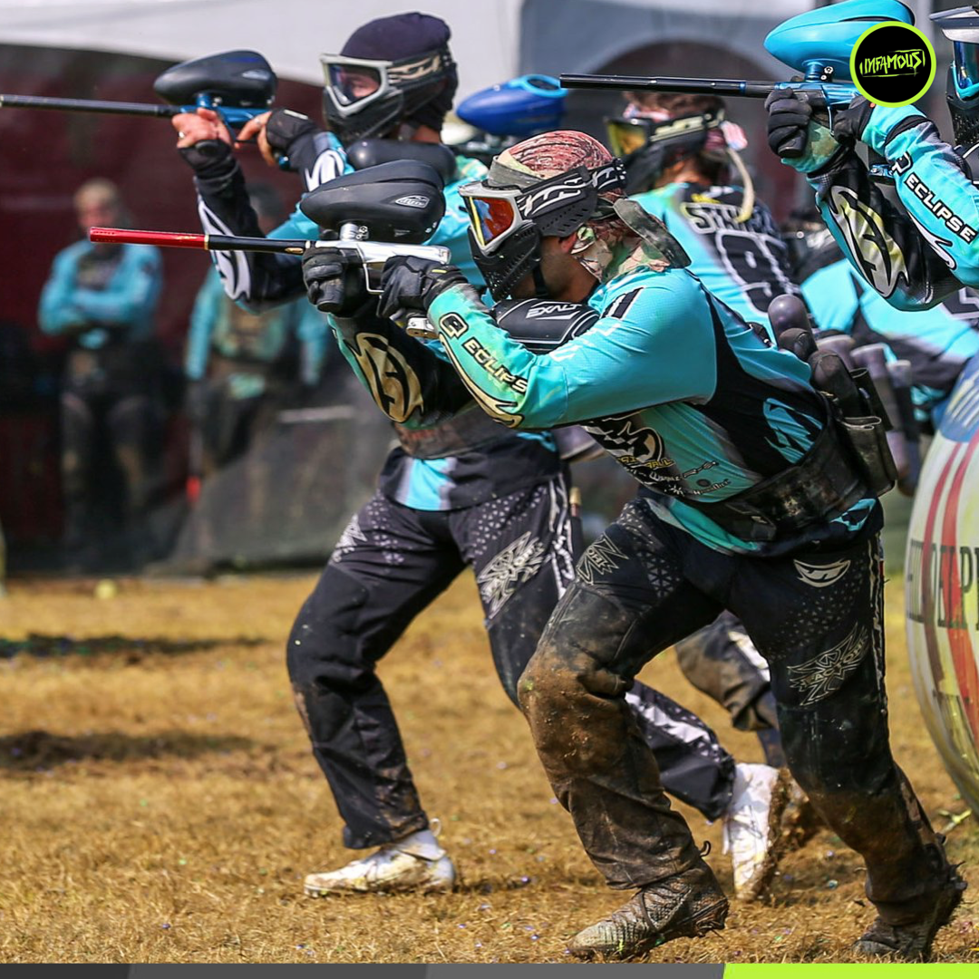 Infamous Silencio FL Barrel Tip Deuce CS2 Trigger Sicaro Gloves X-Factor 1st Place NXL Philly 2019 Infamous Pro DNA
