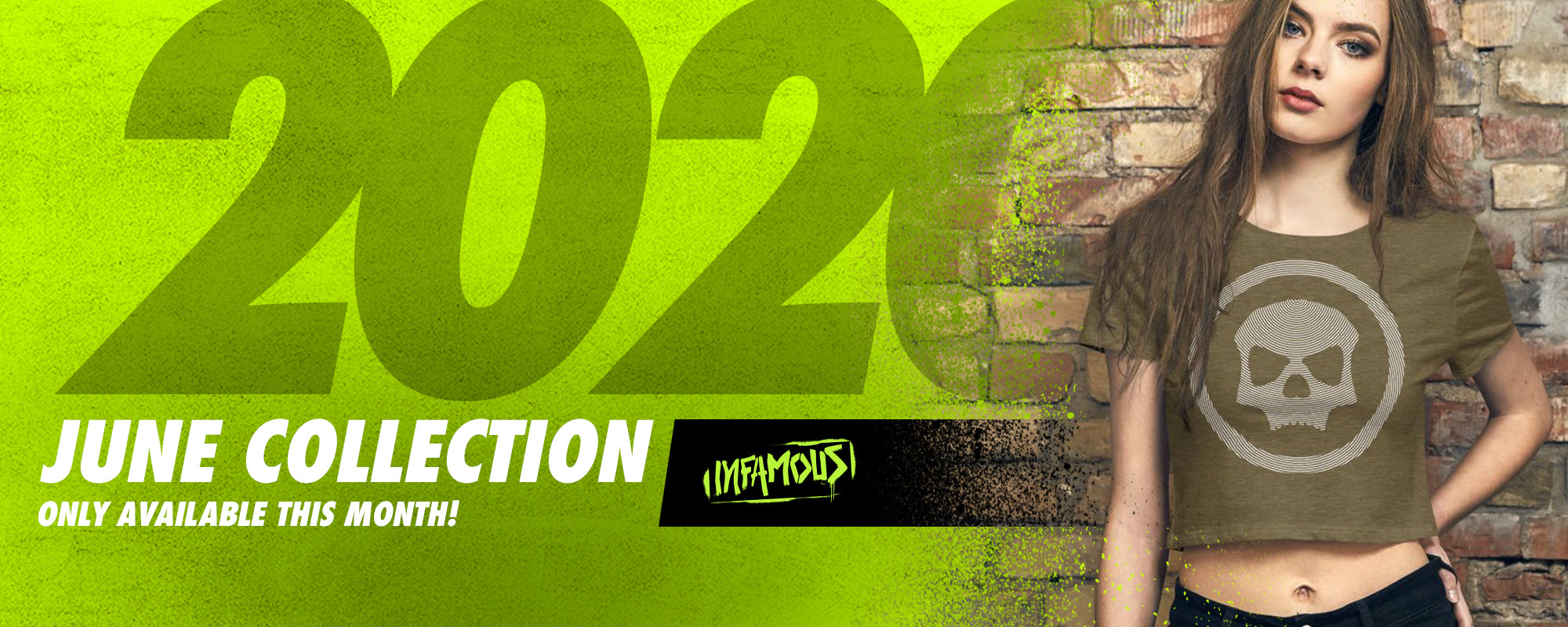 Infamous Paintball Apparel June 2020 Collection
