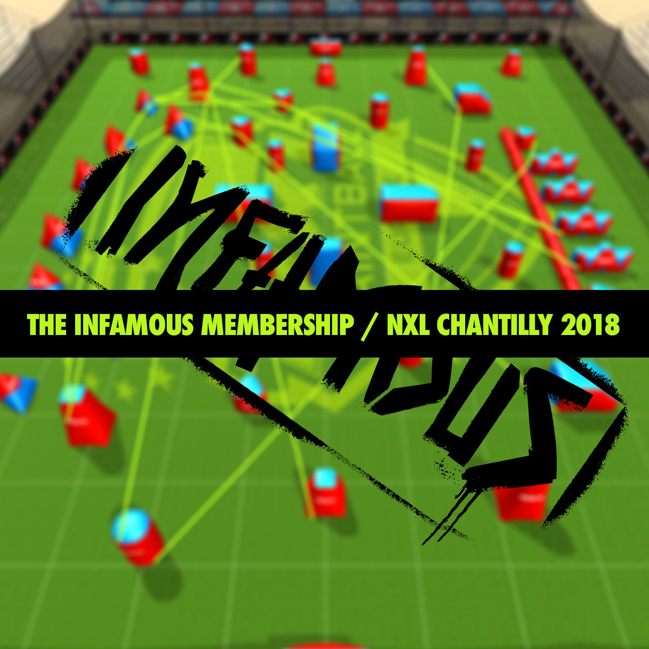 nxl chantilly 2018 infamous paintball