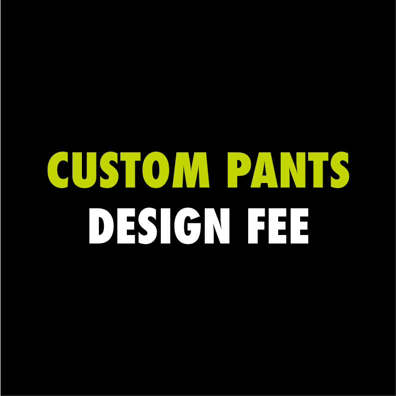Custom Sicario Pro Pant Design Fee