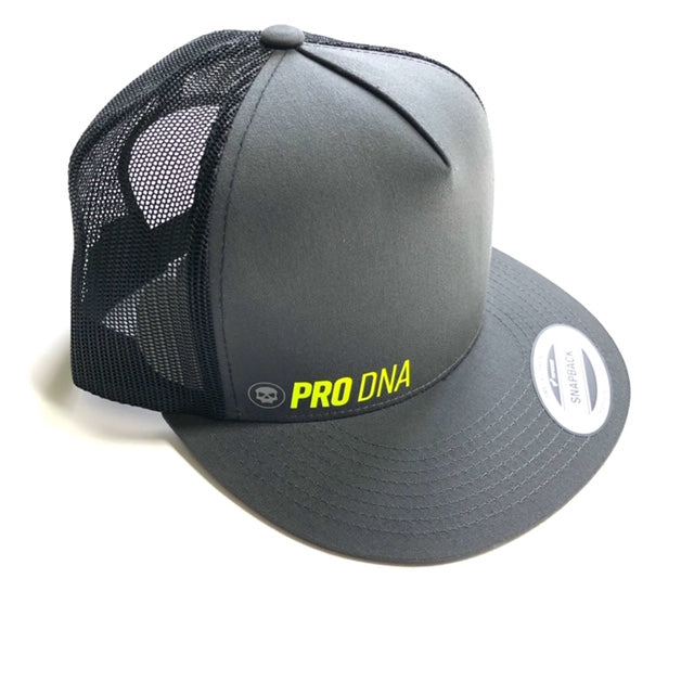 PRO DNA Classic Charcoal Trucker Hat