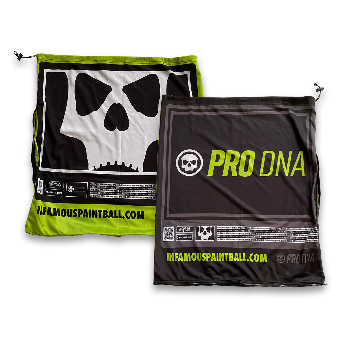 Pro DNA Pod / Changing Gear Bag