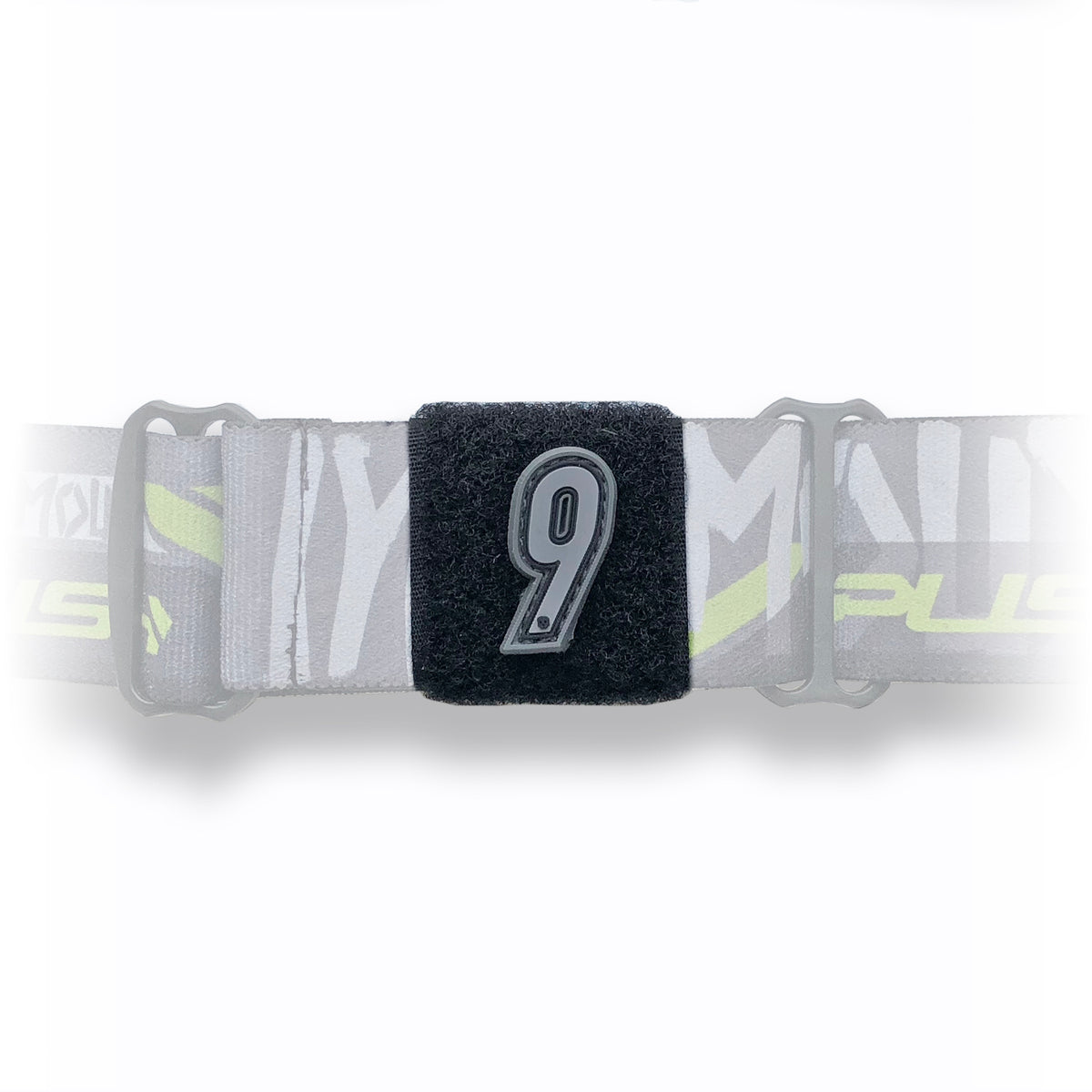 Number Patches - VOLT