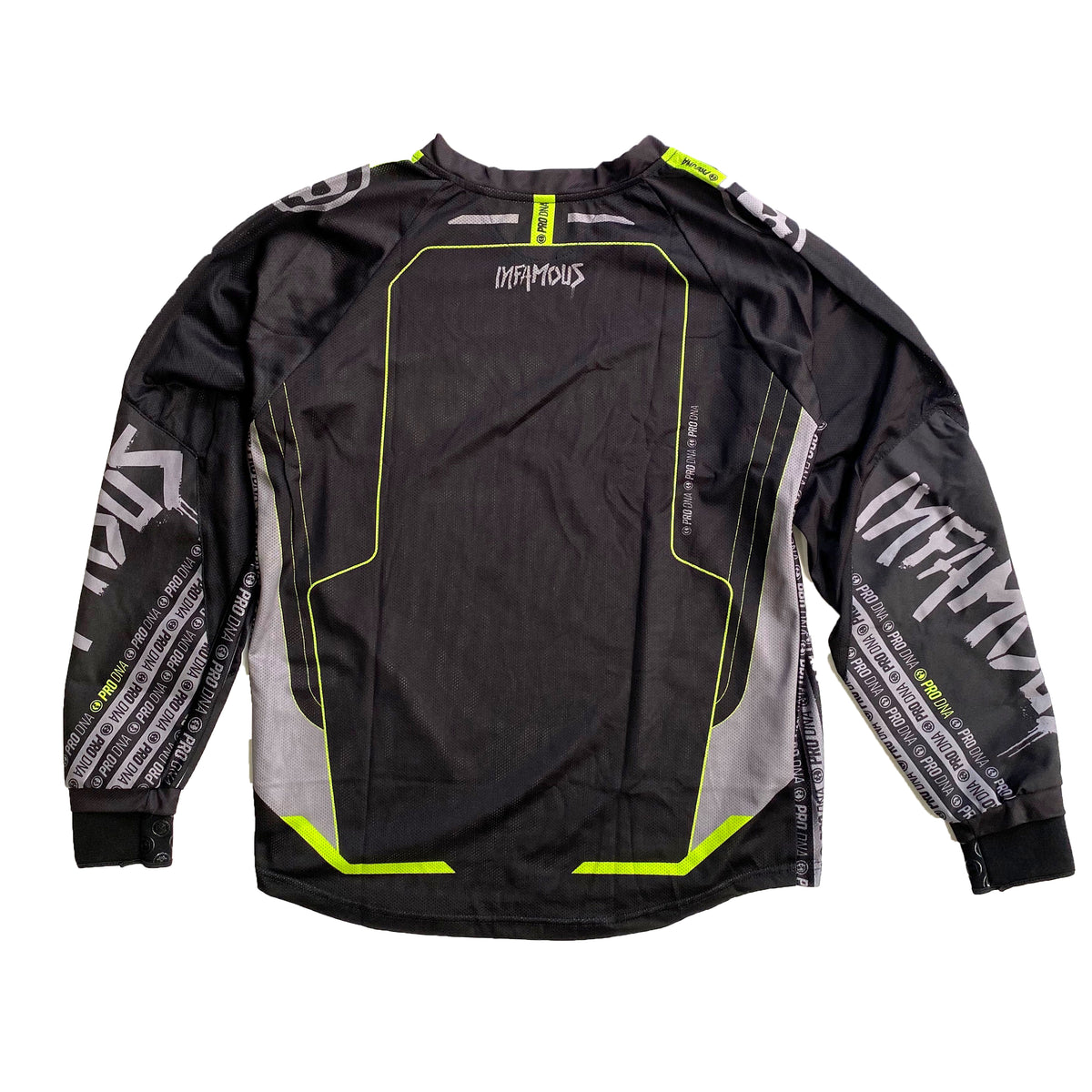 Infamous Skeleton Air Paintball Jersey