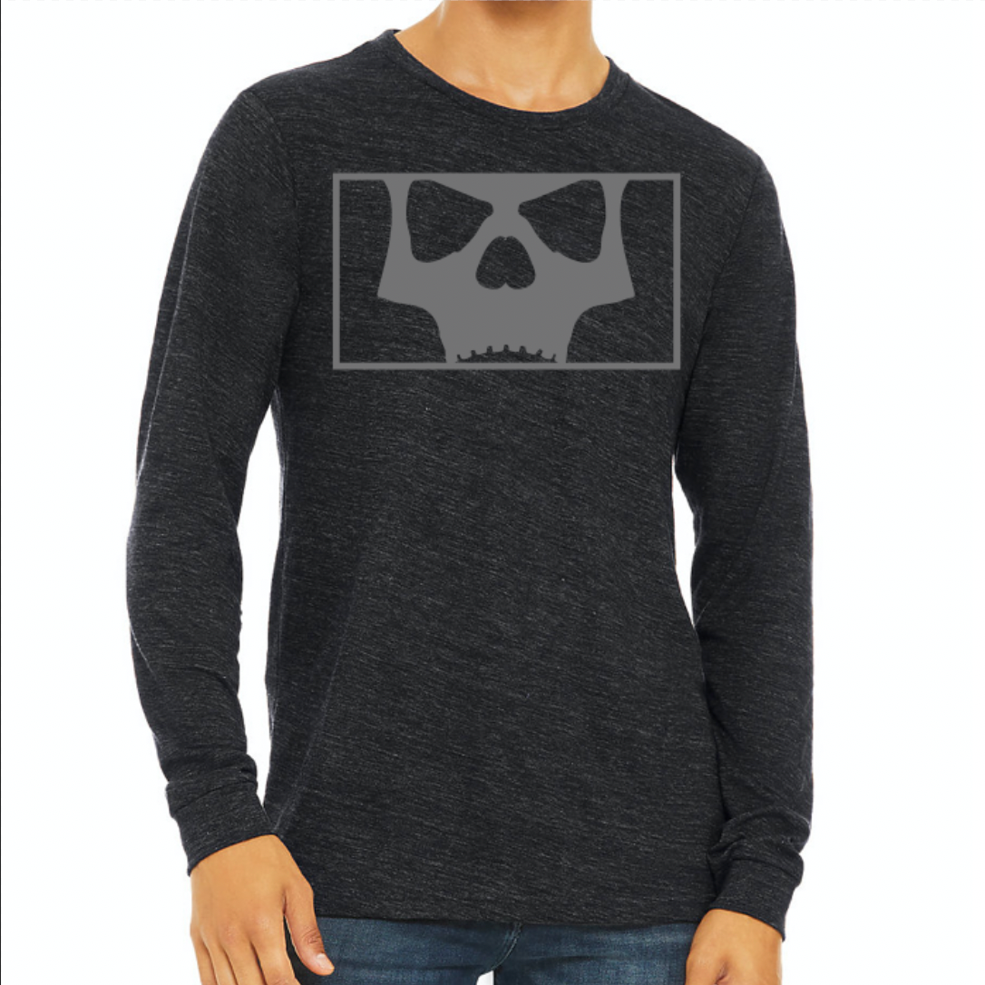 Skull Icon Long Sleeve
