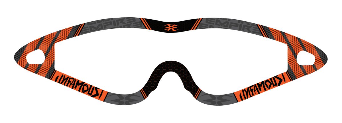 eFlex Goggle Sticker
