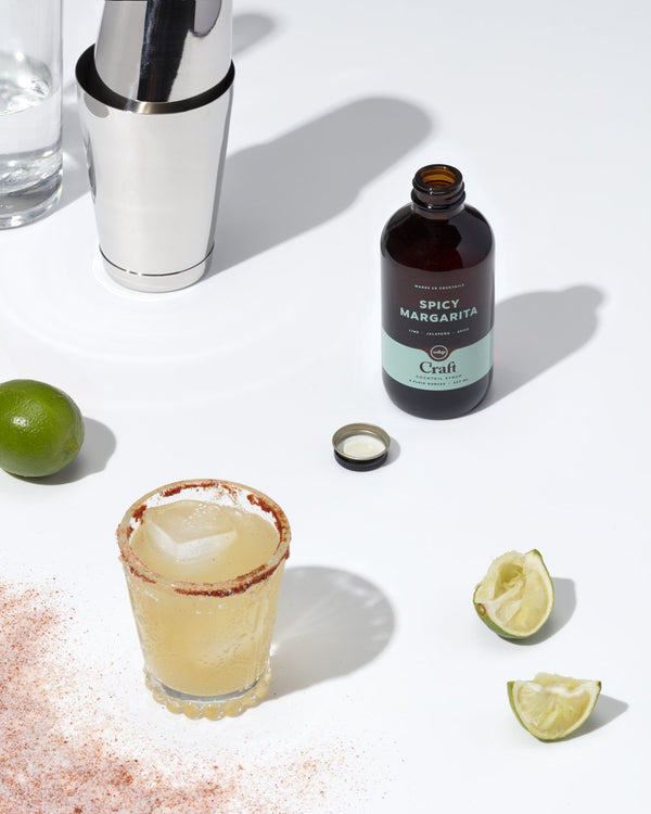 W&P Spicy Margarita Drinkmix