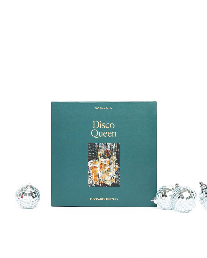 Piecework Puzzles Disco Queen