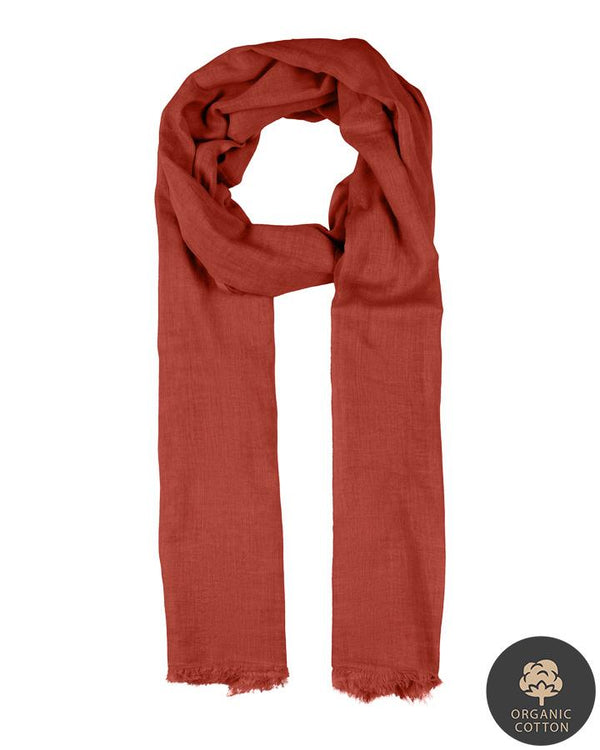 Tif & Tiffy Basic Cotton Scarf