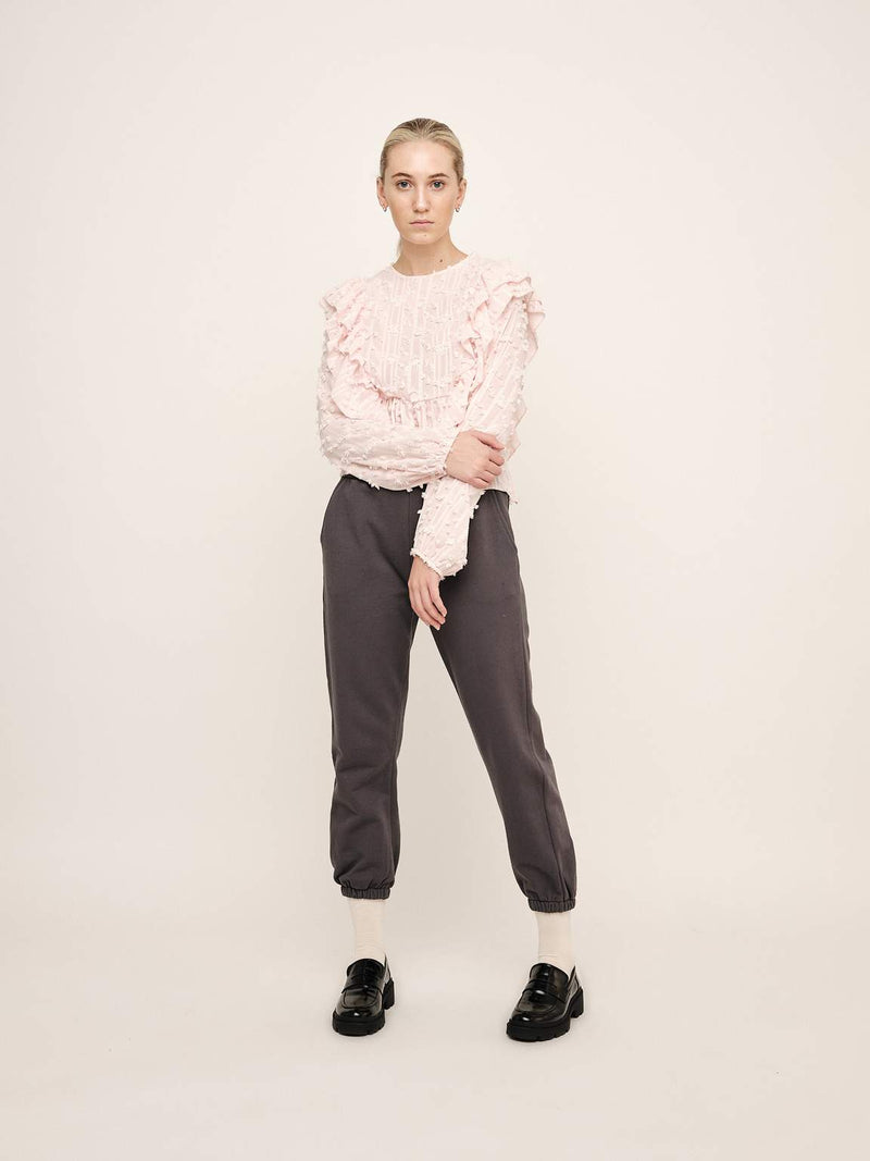 Untold Stories Julia Ruffle Blouse