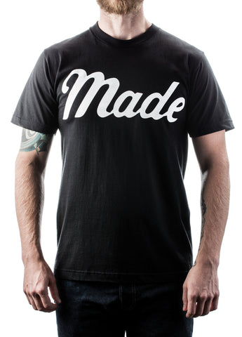 Made T-Shirt (Black)
