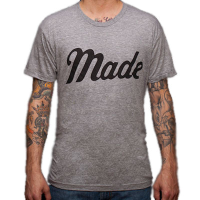 Made T-Shirt (Gray)