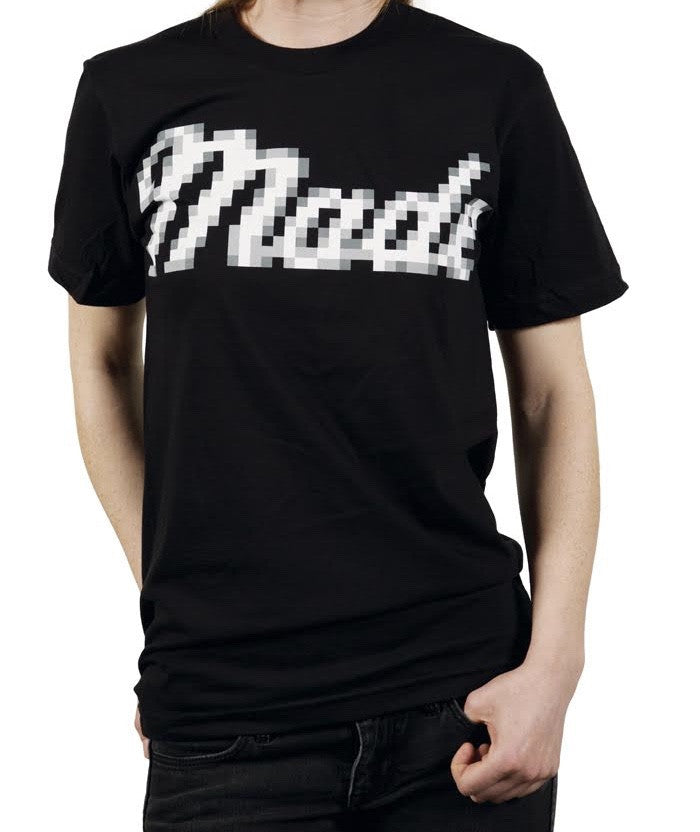 Made Low Rez T-shirt - Black