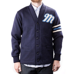 Made Varsity Cardigan Sweater