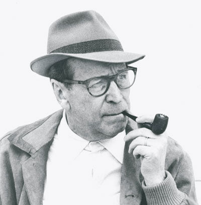Georges Simenon - © Picture by Victor Diniz, © Simenon.tm