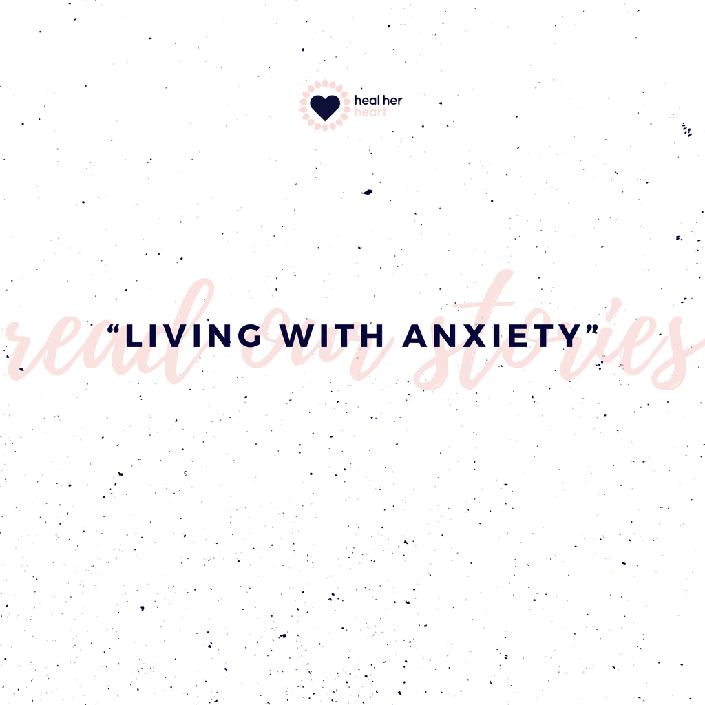 """Living with Anxiety"""