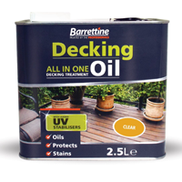 All-in-one Decking Oil