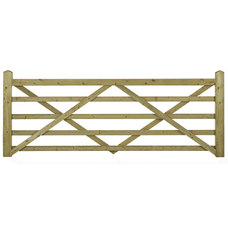 Forester Softwood Farm Field Gate