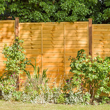 Superior Lap Fence Panels