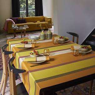 Vent Ouest Honey 59x86 Table Cloth