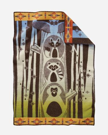 Pendleton Crib Blanket - Woodland Creature