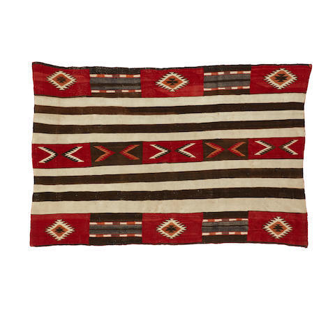 Navajo Chief style Blanket