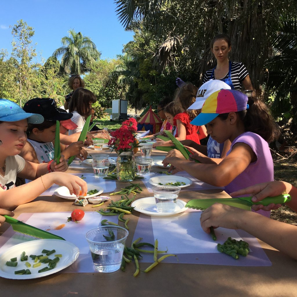 Kids Harvest and Cooking Class Sunday January 27th
