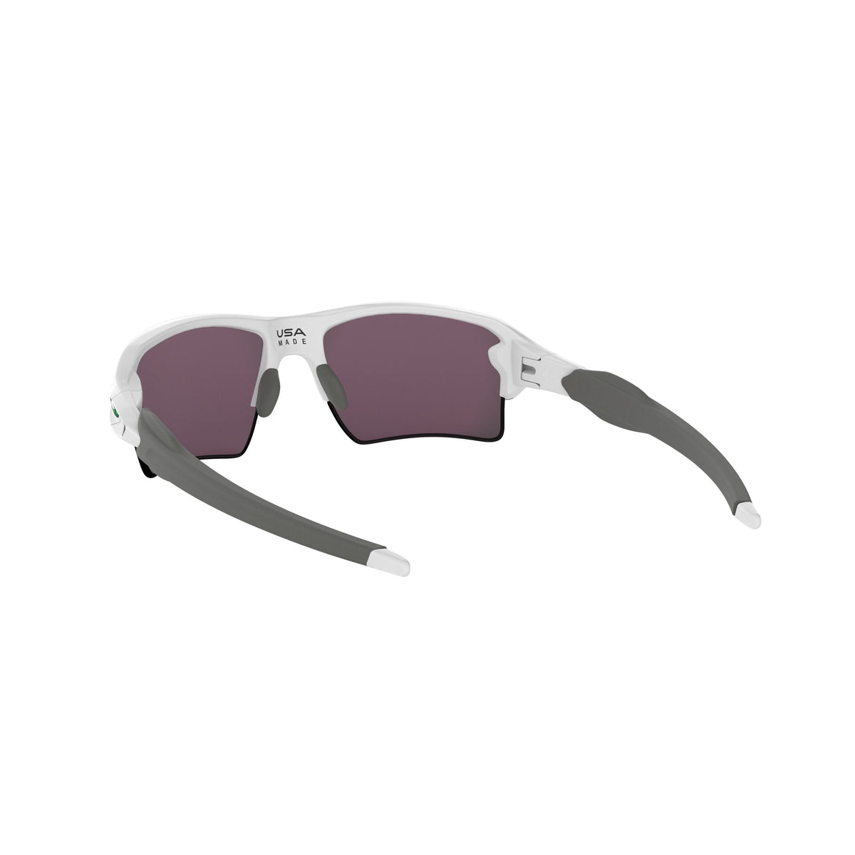 Oakley Flak 2.0 XL Sunglasses White Prizm Lens Iridium