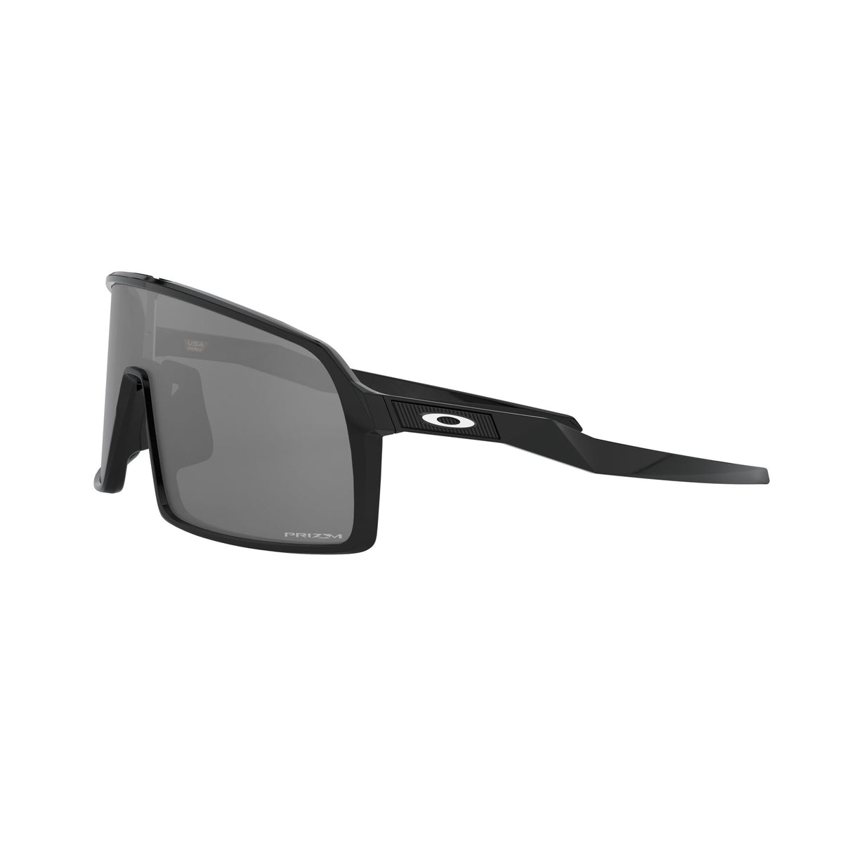 Oakley Sutro Sunglasses Polished Black Prizm Black Iridium Lens