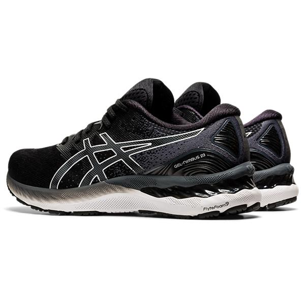 Asics Gel Nimbus 23 Black (2E)