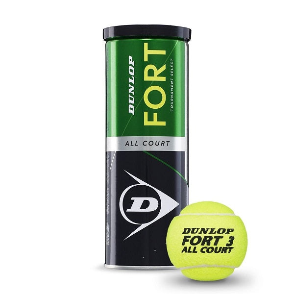 Dunlop Fort Tournament Tennis Balls