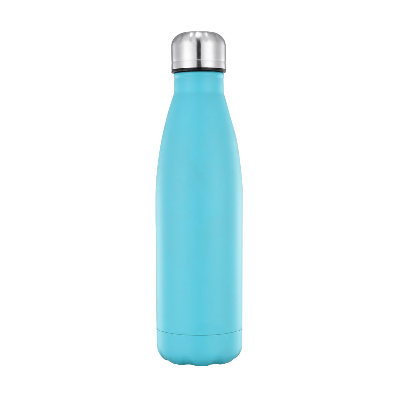 Vert Aurora Water Bottle 500ml - Baby Blue