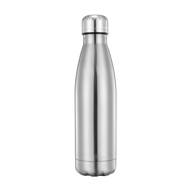 Vert Aurora Water Bottle 500ml - Silver