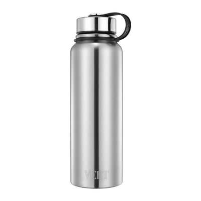 Vert Cumulus Water Bottle 960ml - Silver