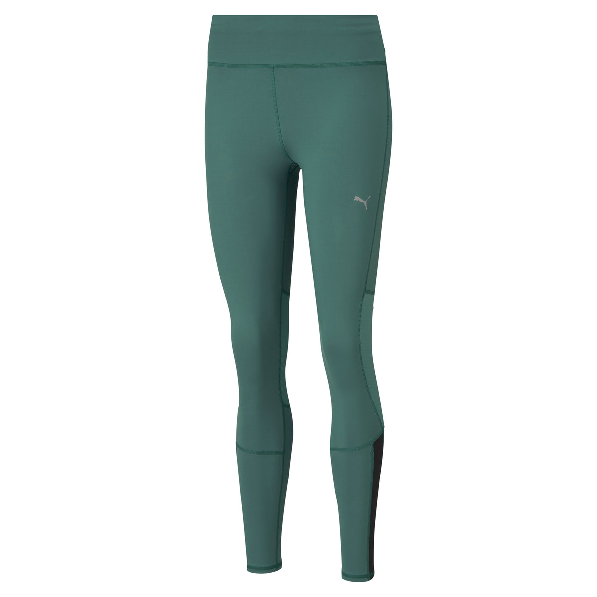 Puma Run Favorite Regular Rise Tights Green