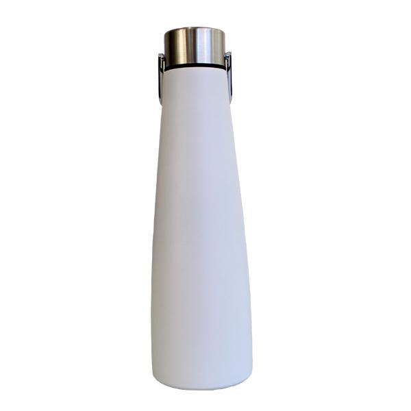 Vert Everest Water Bottle 400ml - White