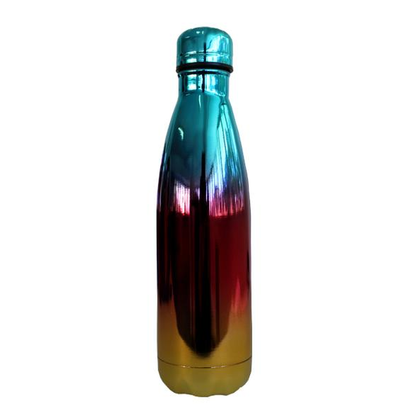 Vert Aurora Water Bottle 500ml - Rainbow