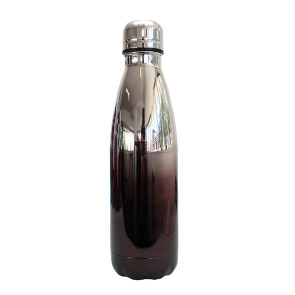 Vert Aurora Water Bottle 500ml - Cocoa