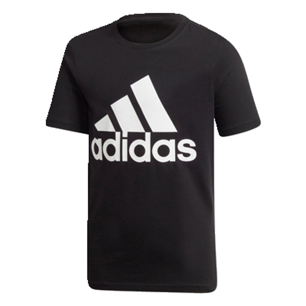Adidas Training Tee Black Kids