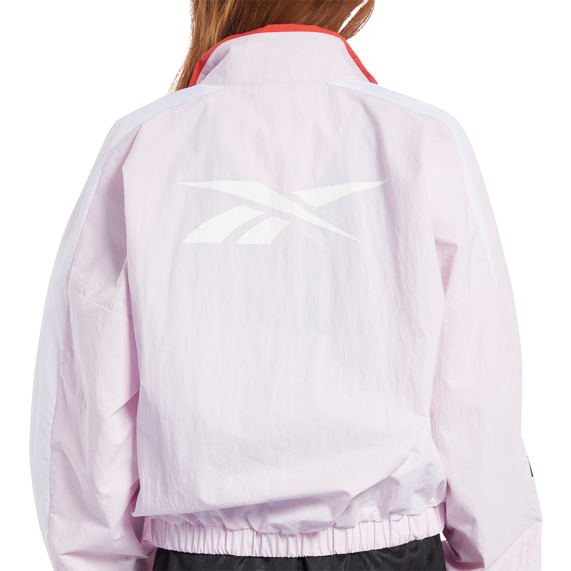 Reebok Meet You There Jacket Pink