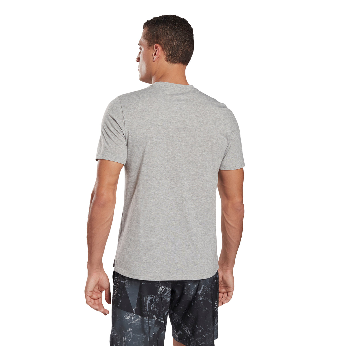 Reebok Speedwick Move Tee Heather Grey