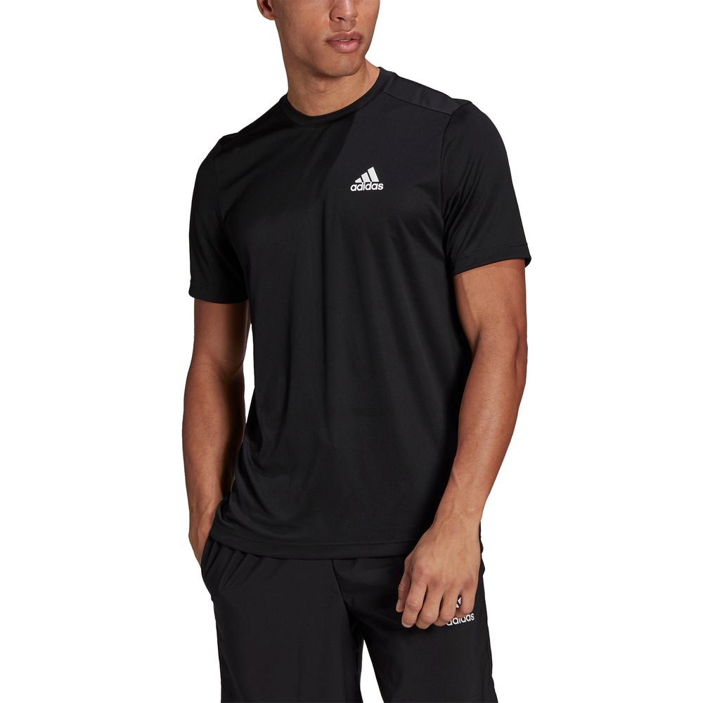 Adidas Aeroready Tee Black