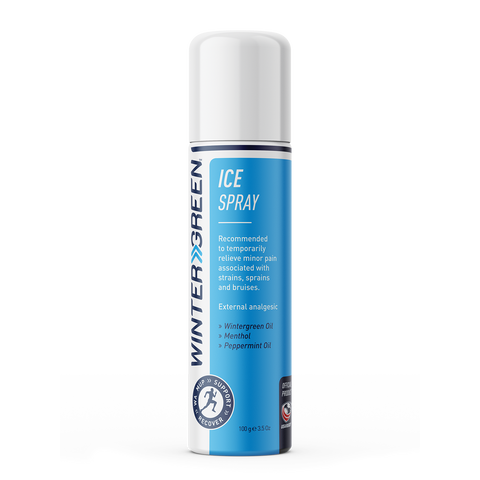 Wintergreen Ice Spray - 100g