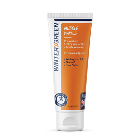 Wintergreen Muscle Warmup - 75ml