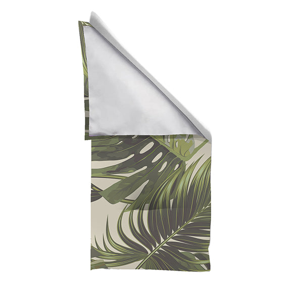 Premium Yoga Mat Palm Leaves