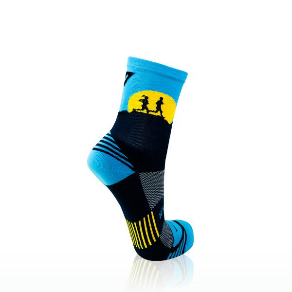Versus Sunset Runners Performance Active Socks