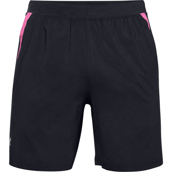 "Under Armour Launch SW 7"" Branded Shorts"