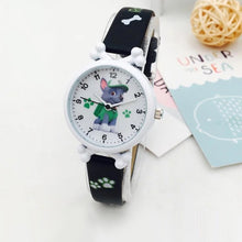 Load image into Gallery viewer, Cartoon electrick waterproof watch for kids.