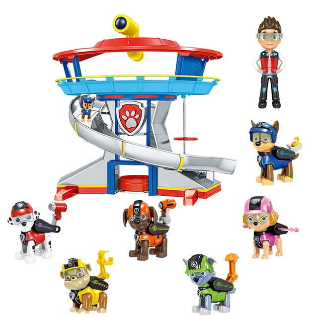 Disaster rescue set toys for kids. Very good as a full set toy.